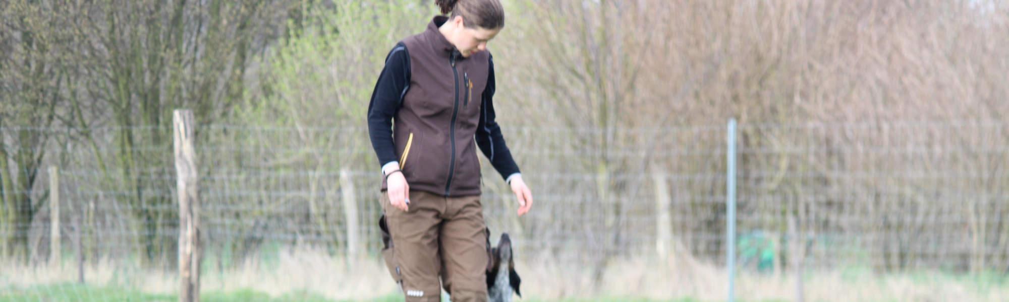 Ela Zimmermann -Zehengänger Hundetraining in Isernhagen
